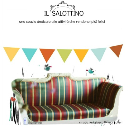 salottino festoni