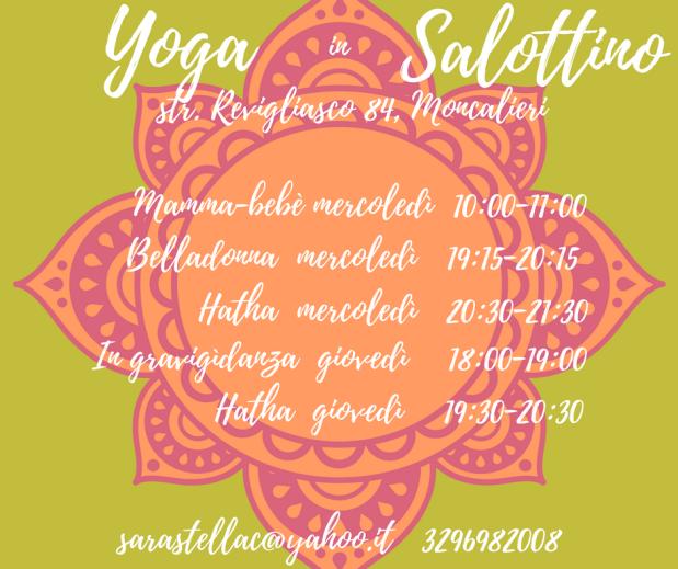 hatha yoga locandina