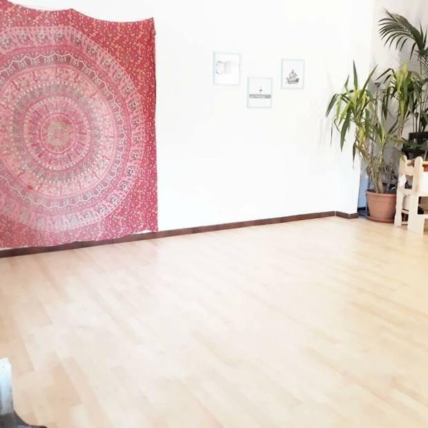 spazio yoga al salottino moncalieri