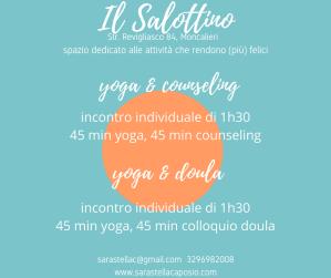 yoga e counseling yoga e doula